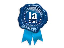 1a Cert Installateure Zertifikat